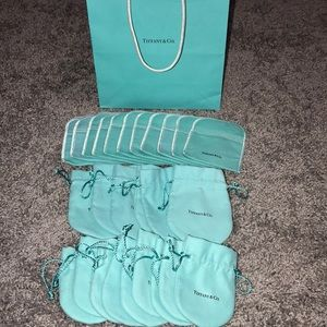 Tiffany & Co Dust Bags